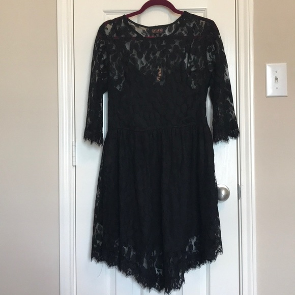 Nwt Shyanne Western Lace Dress Nwt